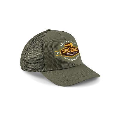 DDF Junkyard-Cap Cap olive